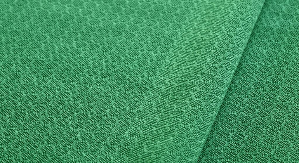 Tissu recyclé pour le sport